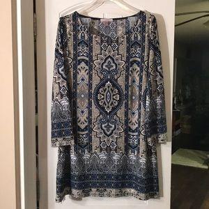 Roz & Ali tunic blouse